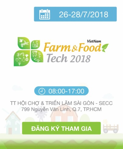 Farm & Food Tech 2018
