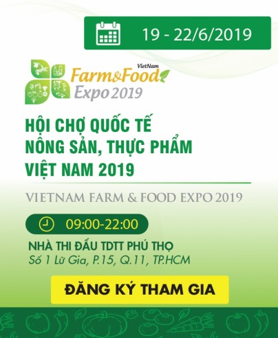 Vietnam Farm Food Expo 2019